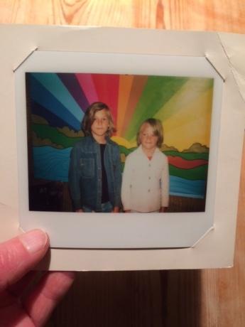 broertjes B polaroidje